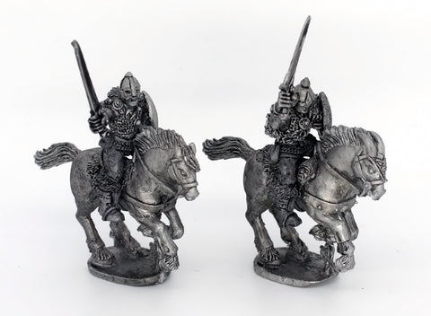 Barbarian Cavalry With Swords (1451)