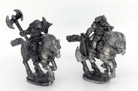 Barbarian Cavalry With Axes (1455)