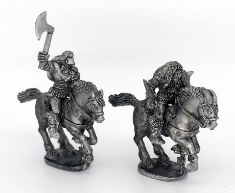 Barbarian Cavalry Heroes (1456/7)