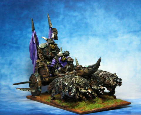 Orc General's War Chariot (9005)
