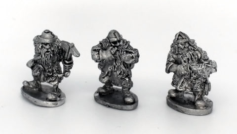 Dwarf Warriors With Crossbows (934)