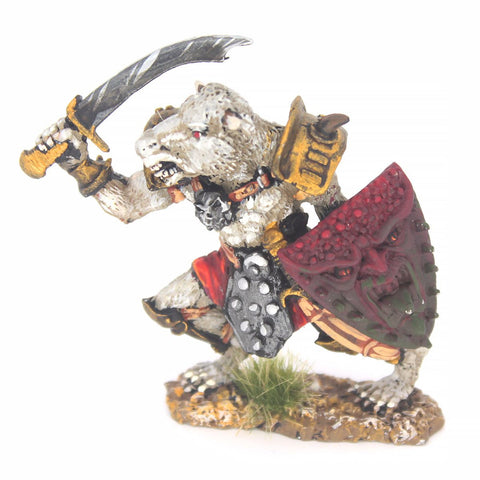 Minotaur with Sword and Shield (FAM005)