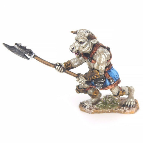 Minotaur with Large Axe (FAM006)