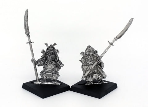 Armoured Naginata Dwarves (FAF067)