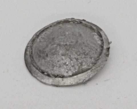 Plain Round Shield (MIN0054)