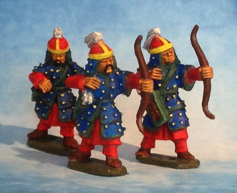 Heavy Archers (4 figures) (MIN1007)