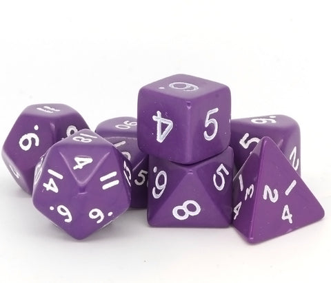 Opaque Purple Set