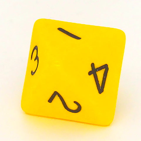 Opaque D8 yellow