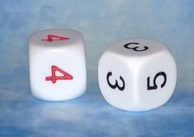 Average Dice Set (2)