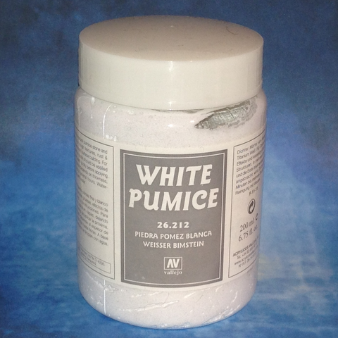 Stone Effects White Pumice 200ml (26212)