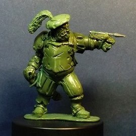 Conquistador Ogre with Pistol Crossbow (FAF039)