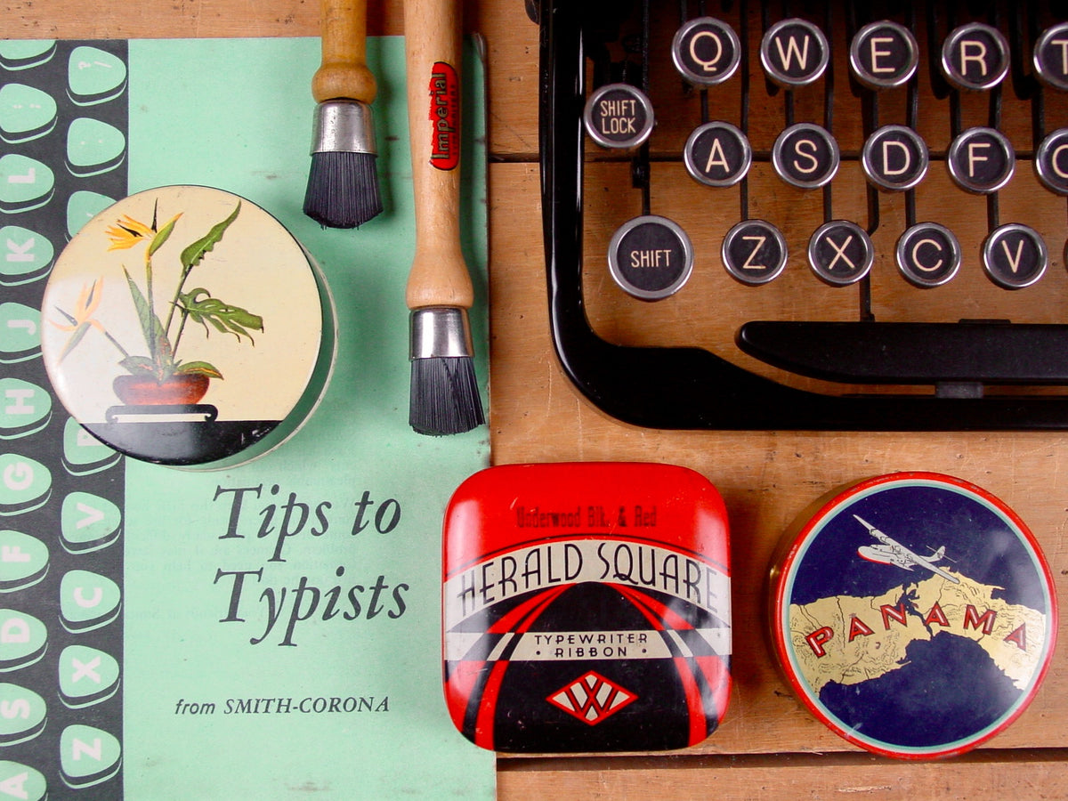 Typewriter Accessories