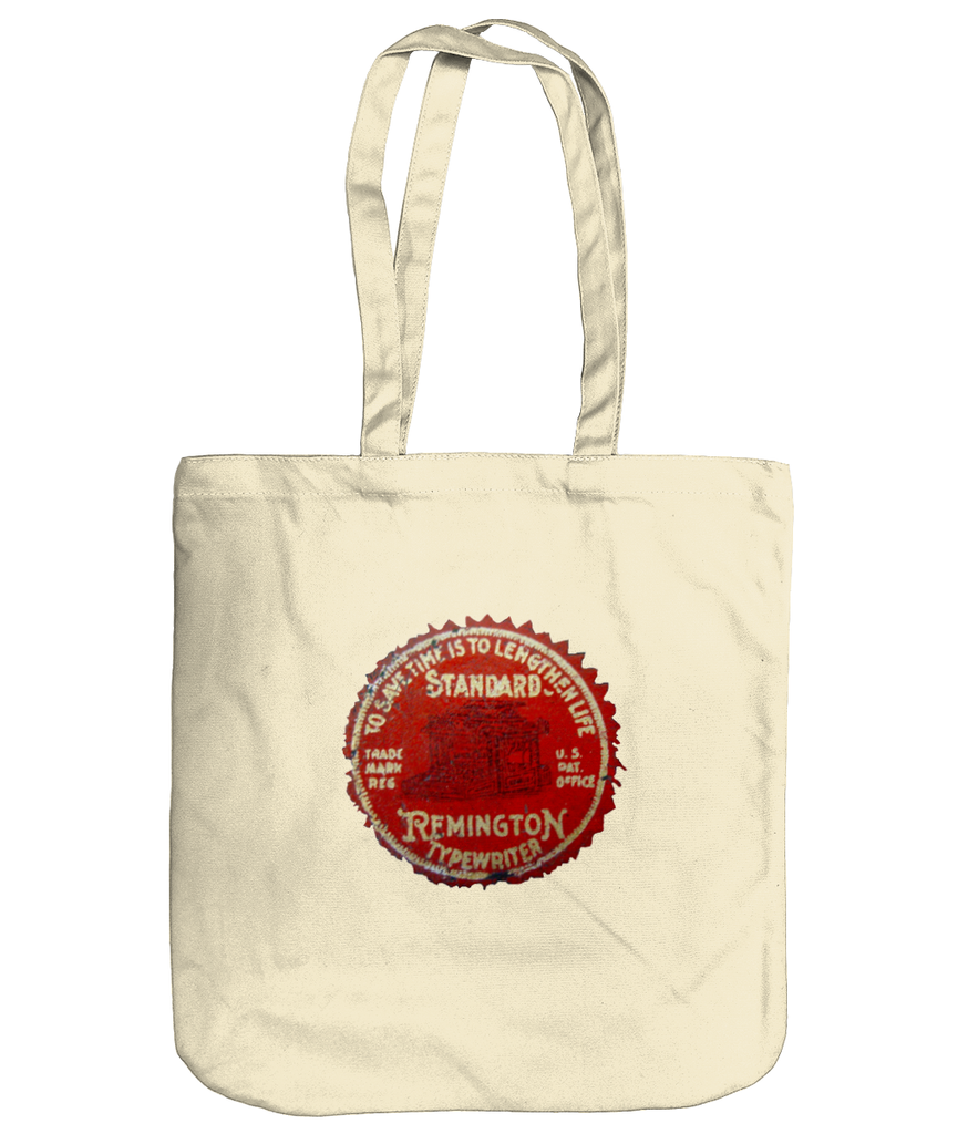 Remington Cotton Canvas Tote Bag