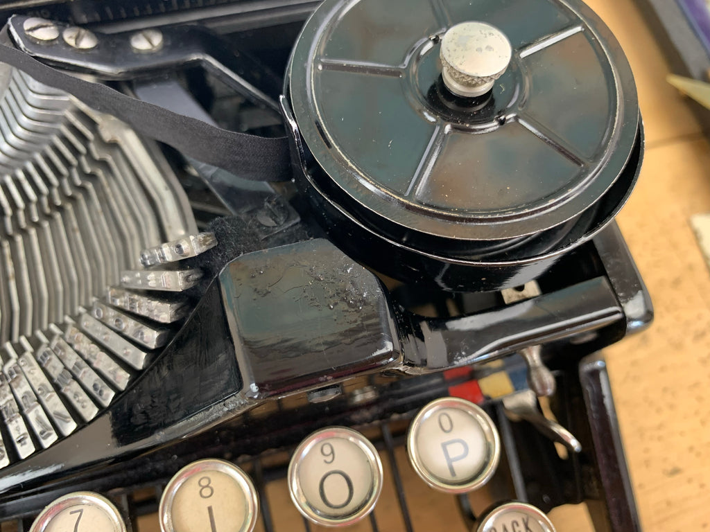 Typewriter , 1926  Underwood 3 Bank Portable