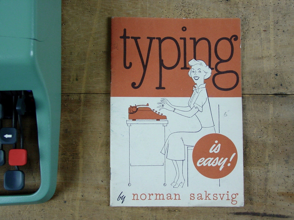 Typing is Easy ! -  Booklet
