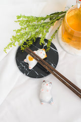Neko Kitty Chopstick Rest