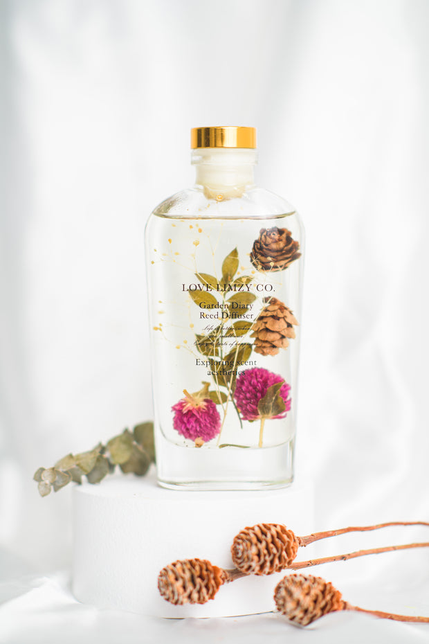The Age of Rose Reed Diffuser 170ml