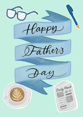 Greeting Card-Dad's Favourite Card-Love Limzy Co.-Love Limzy Co.