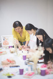 -Love Limzy Preserved Flower Workshop-22 March 2020-Love Limzy Co.