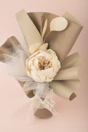 Preserved Dried Flower Bouquet-Matilda Sola Peony-Love Limzy Co.