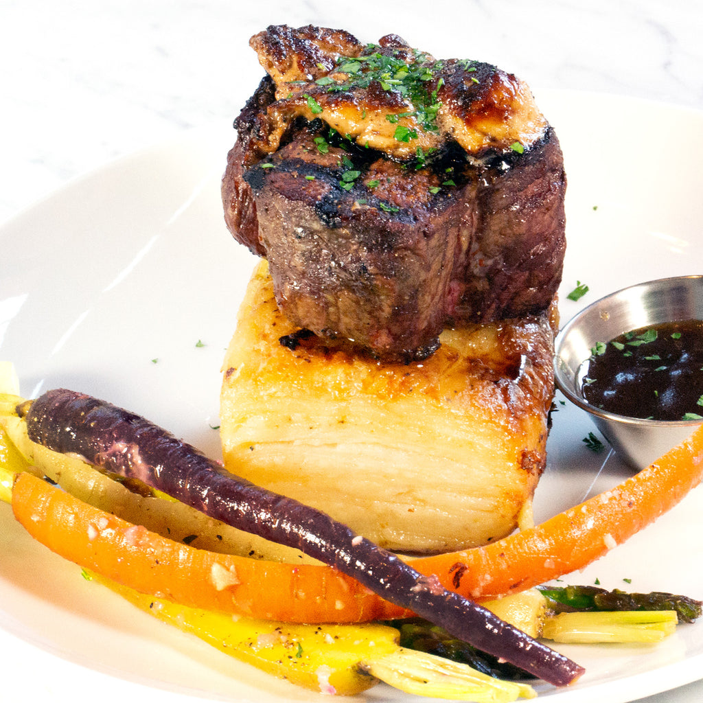 Filet de Bouef Rossini*