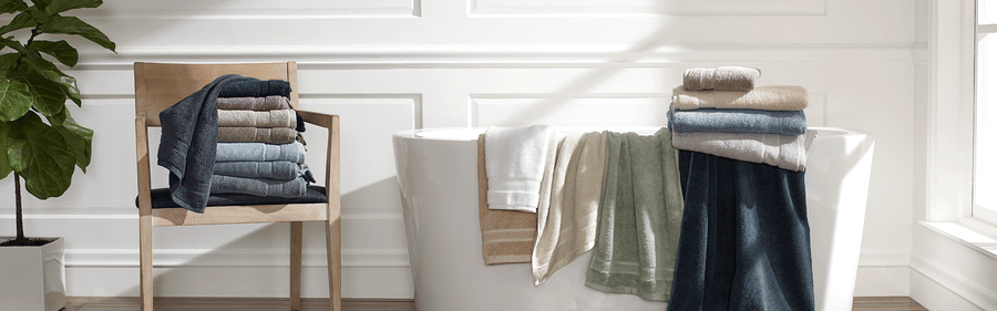 organic and biodegradable, our most eco-friendly towel
