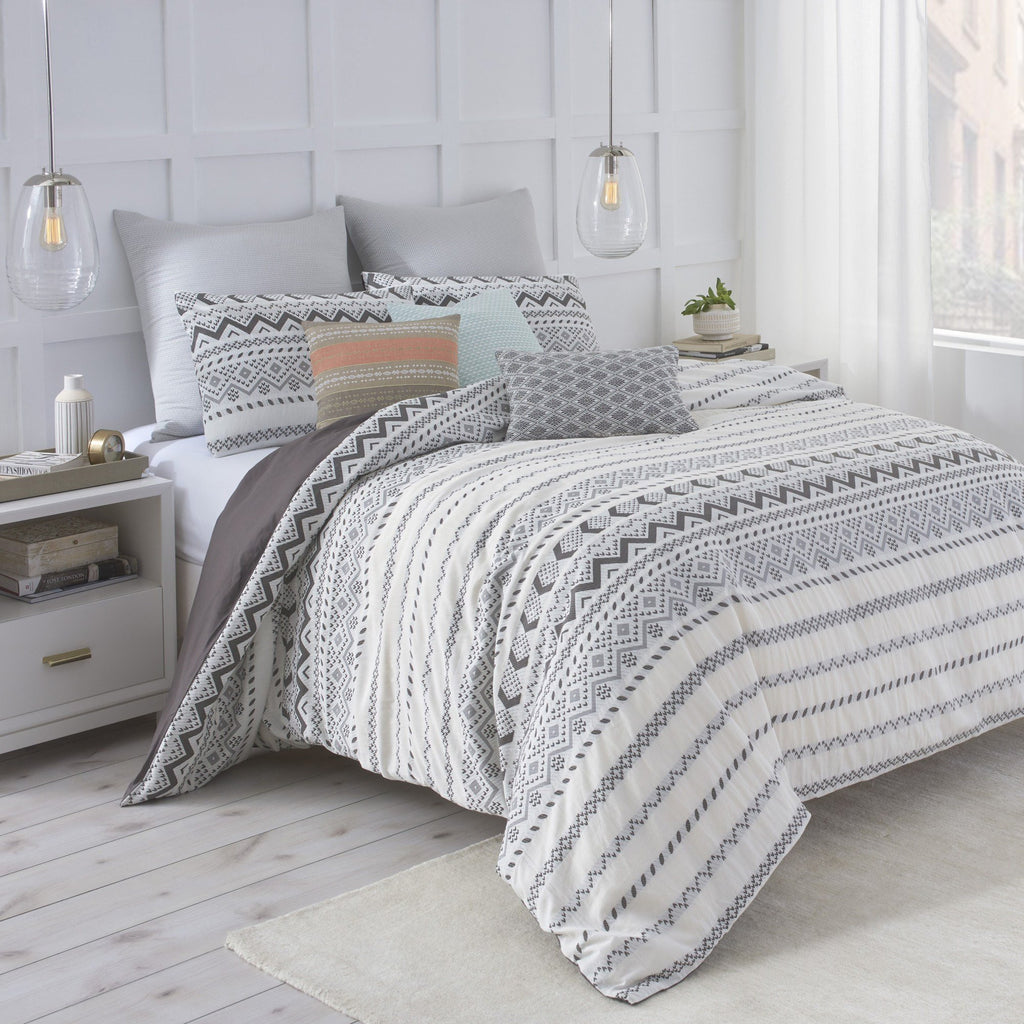 Abstract Aztec Comforter Set