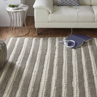Bergen Area Rug in Gray