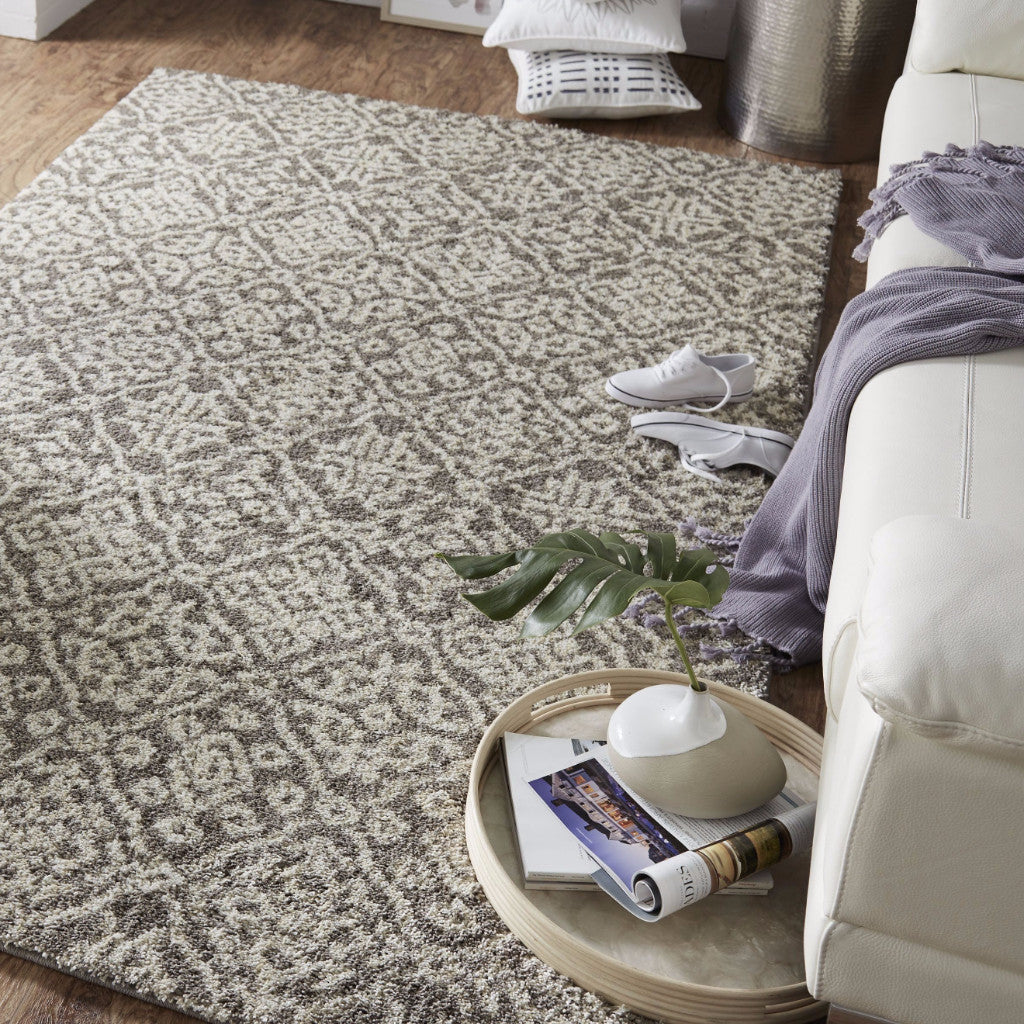 Seville Area Rug in Gray