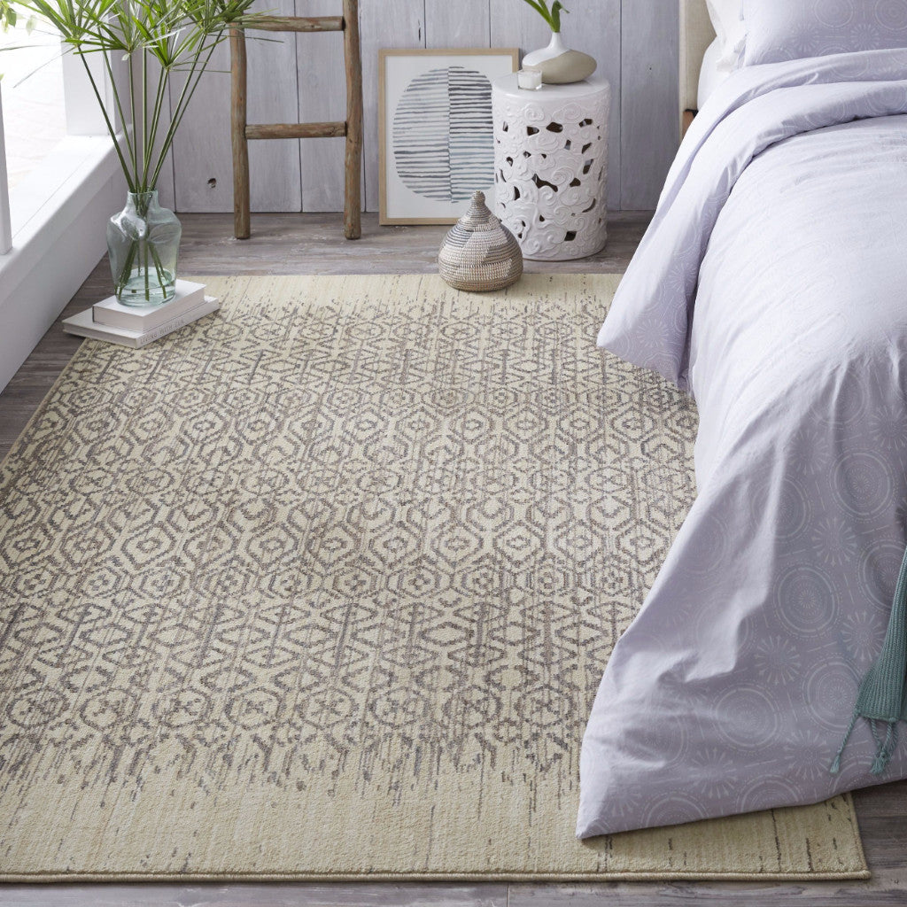 Santa Fe Sea Area Rug in Sea