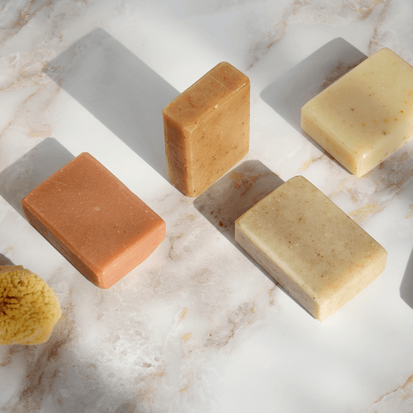 Natural Bar Soap Set