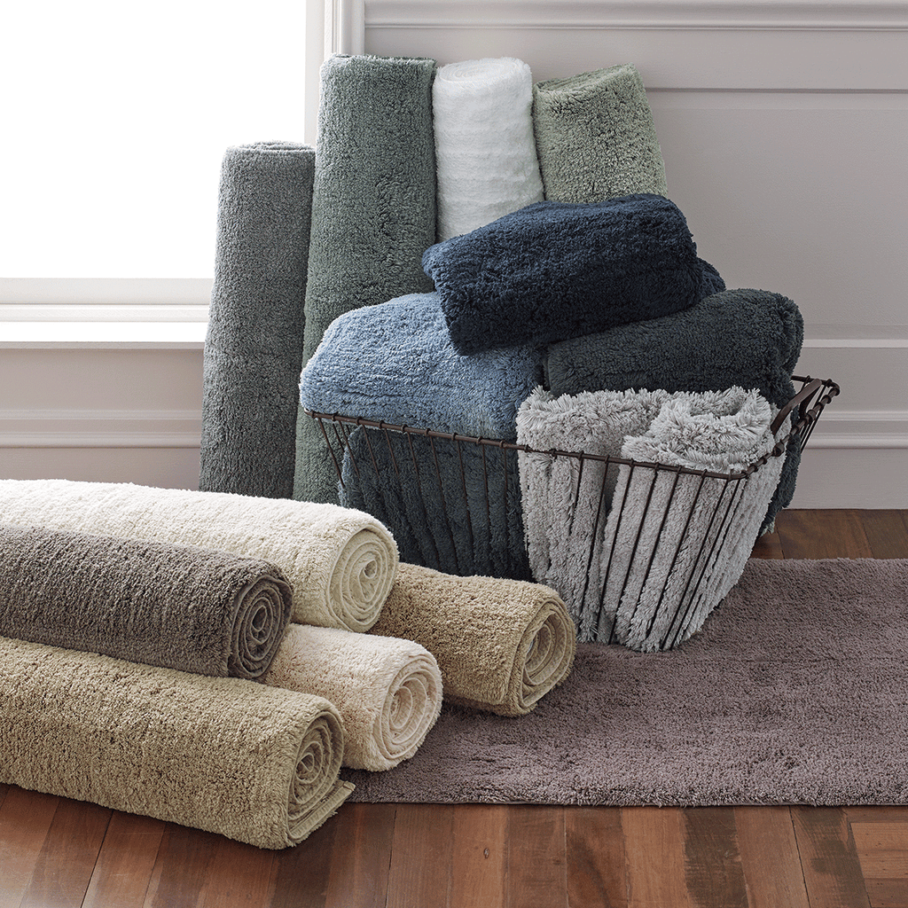 Organic Cotton Bath Rugs