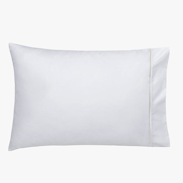 Italian Hemstitch Organic Pillowcase Set