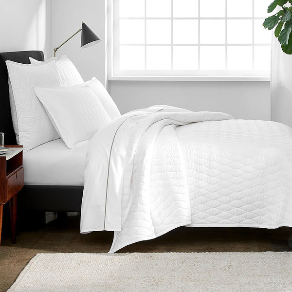 Organic Quilted Sham