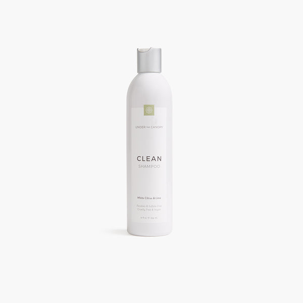 White Citrus & Lime Shampoo