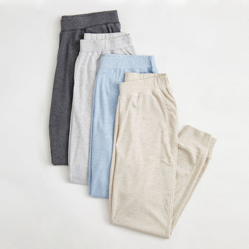 Organic Tapered Jogger