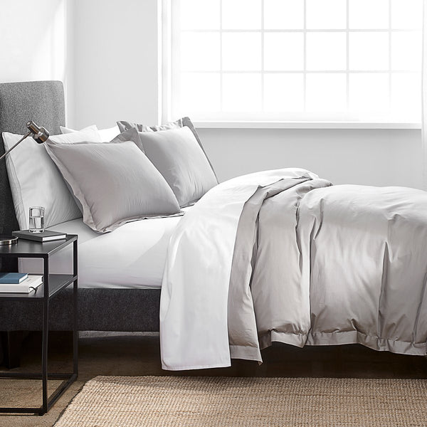 Organic 300 Thread Count Duvet Cover Set