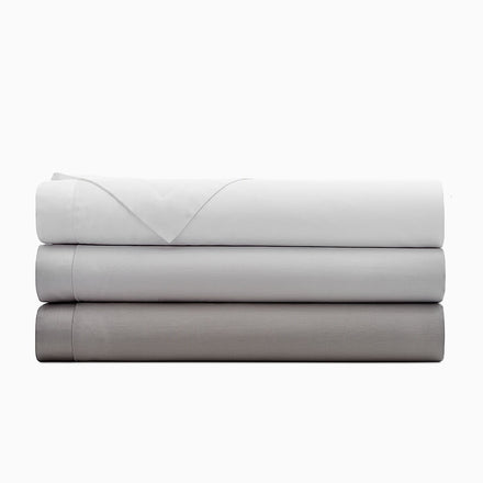 300 Thread Count Organic Duvet Cover Set