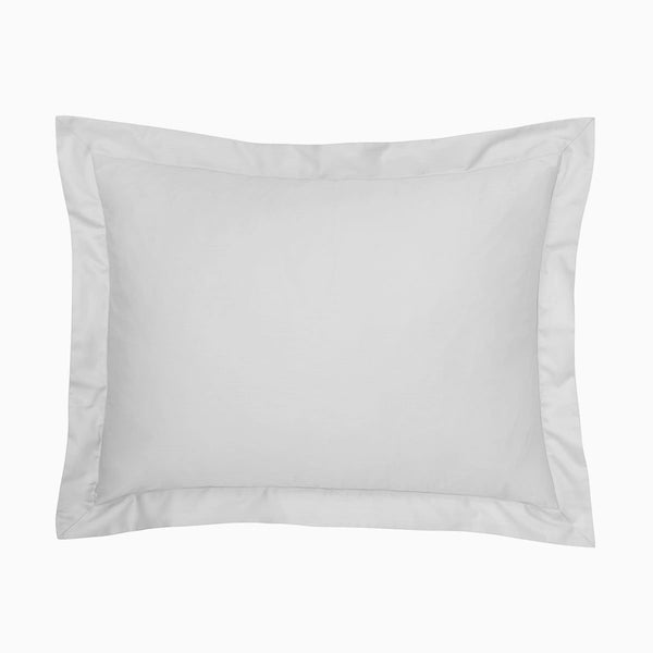 Organic Solid Duvet Cover Set