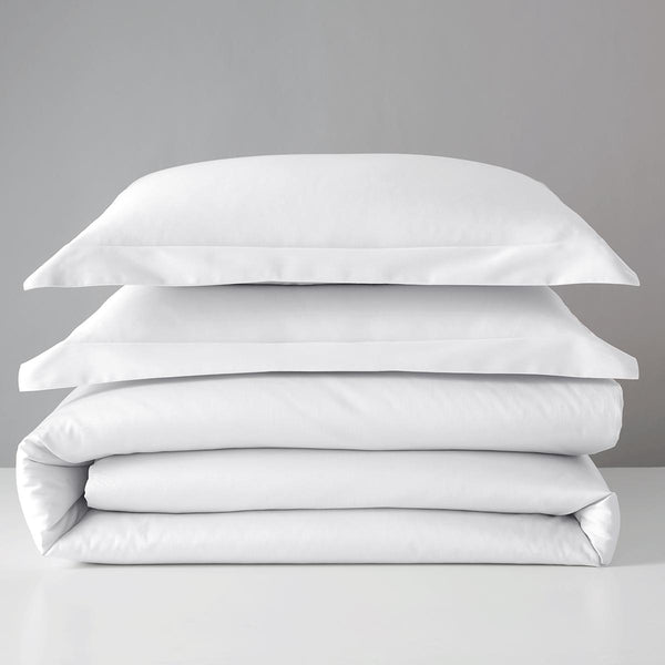 USDA Certified Organic Cotton Duvet Cover Set