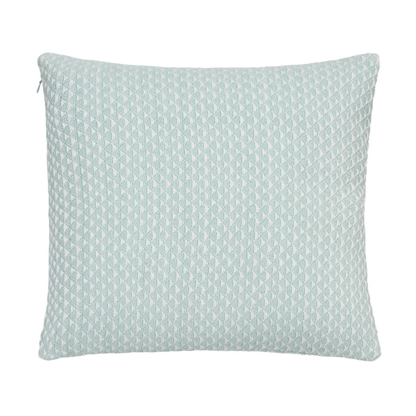 Abstract Aztec Light Aqua Decorative Pillow