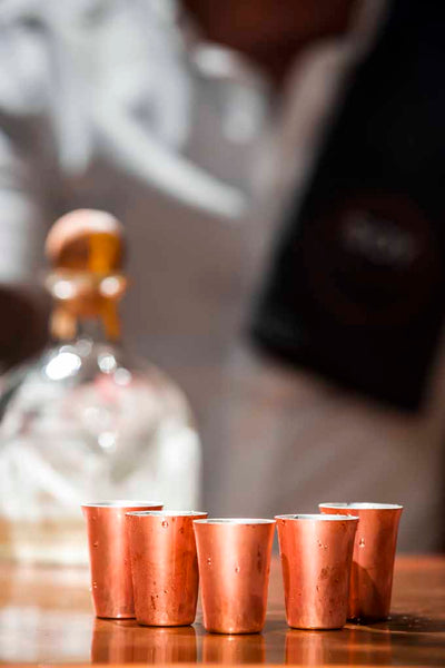 """Leylâ"" - the Shot Glasses"
