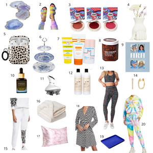 Worthy Threads gift guide: adult tie dye and more!