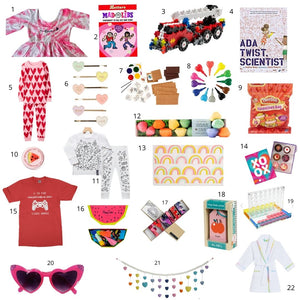 2021 Valentine's Day Gift Guide for Kids
