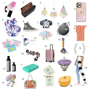 Valentine's Day gift guide by Worthy Threads clothing brand