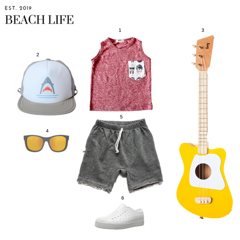 Beach Life Outfit