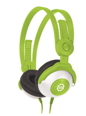 Kidz Gear Green Headphones