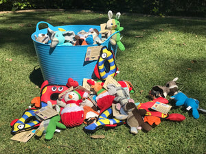 Tuff and cute toys for every kind of dog this Christmas!