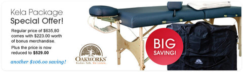 Massage Tables Accessories