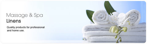 Massage & Spa Linens